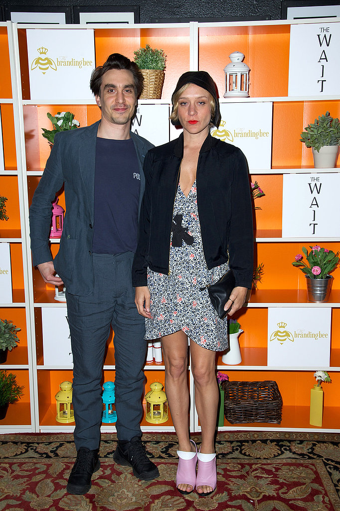 M. Blash and Chloë Sevigny