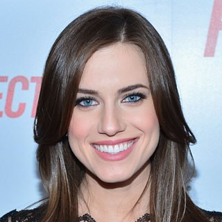 Allison Williams Shiny Hair