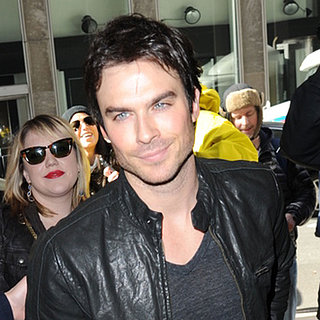 Ian Somerhalder Talks Fifty Shades of Grey Movie
