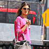 Alessandra Ambrosio Running Errands in Brentwood | Pictures