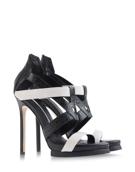 Camilla Skovgaard sandals ($208, originally $590) are the perfect way to inject Spring's black-and-white runway trend into your warm-weather look.