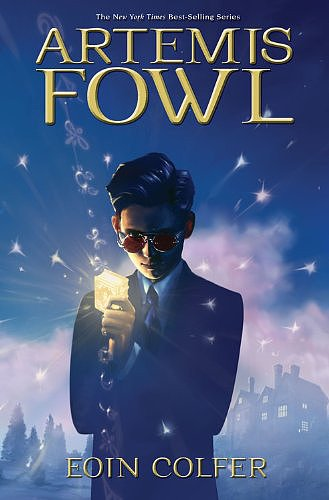 Artemis Fowl series (Eoin Colfer)