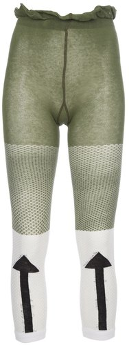 Bernhard Willhelm arrow tights