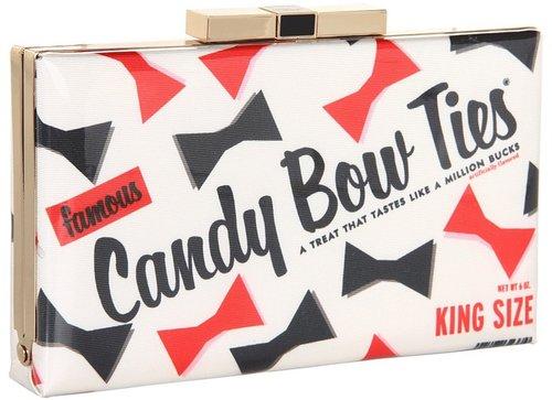 Kate Spade New York - Little Ribbon Samira (Black/Cream) - Bags and Luggage