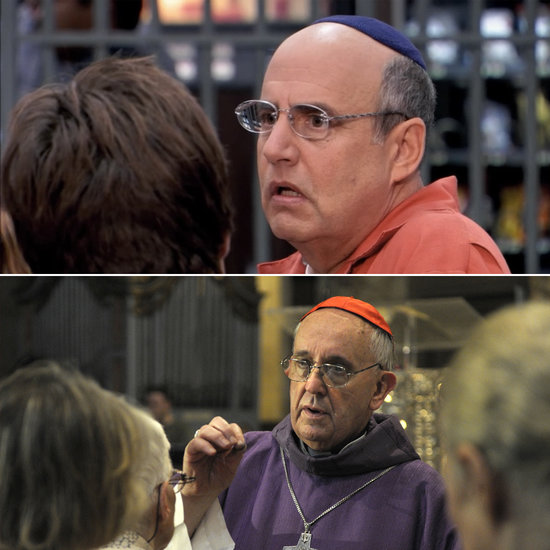 The New Pope's Lookalike