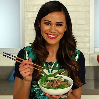 Asian Noodle Salad Recipe | Video