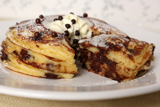 Chocolate Chip Pancakes | POPSUGAR Food