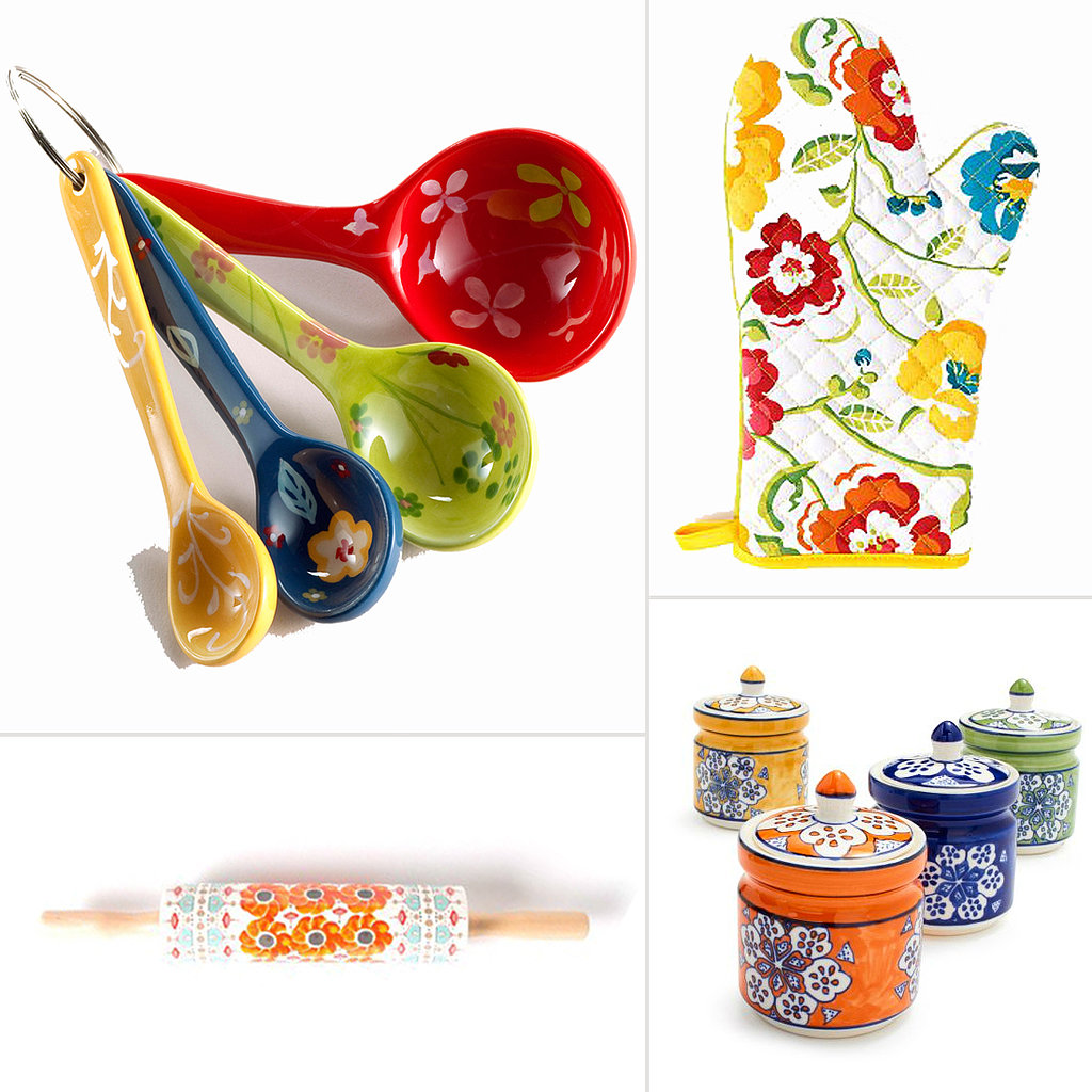 Salute Springtime With Sweet Kitchen Tools