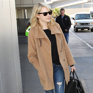 Emma Stone Traveling Through LAX | Pictures