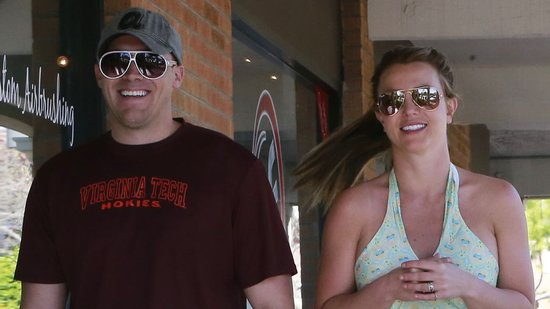 Video: Britney Spears Spotted With Her Mystery Man Again — We Have the Details!