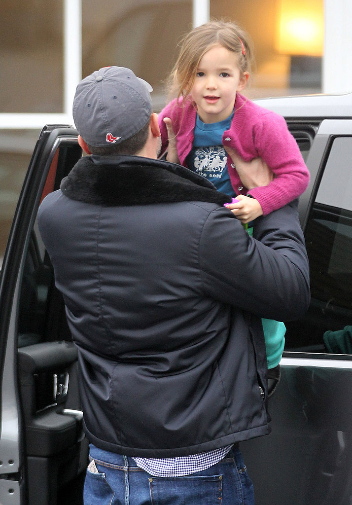 Ben and Seraphina Pick Up Their Breakfast Routine as Jen Returns to LA