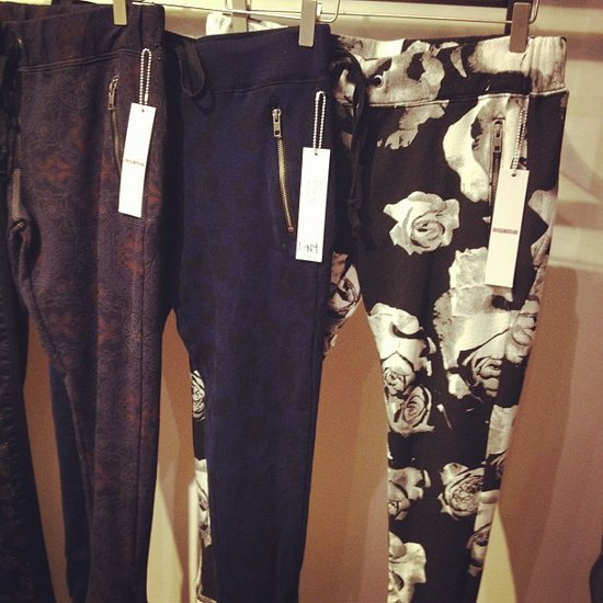 We can't wait to slip into all three of these printed pants from Hudson Jeans.