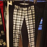 What do you think of this plaid pair at Hudson Jeans?