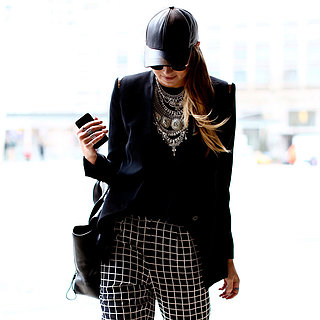Street-Style Trends at Fashion Week Fall 2013
