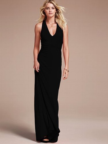 Halter Maxi Dress