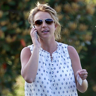 Britney Spears Golfing With New Boyfriend | Pictures