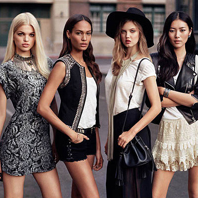 H&M New Icons Collection With Joan Smalls | Pictures