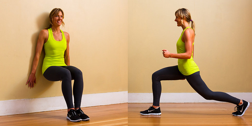 No Equipment Necessary: Full-Body Circuit Workout