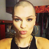 Jessie J Shaves Her Head for Charity