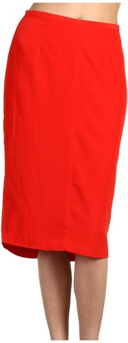 BB Dakota - Vega Pencil Skirt (Candy Red) - Apparel