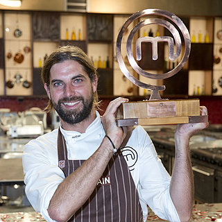 Rhys Badcock Wins MasterChef: The Professionals 2013