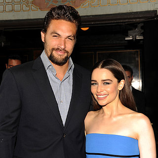Emilia Clarke Pictures at Game of Thrones Season 3 Premiere