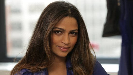 Camila Alves Talks Spring Style, Her Macy's Collection, and More!