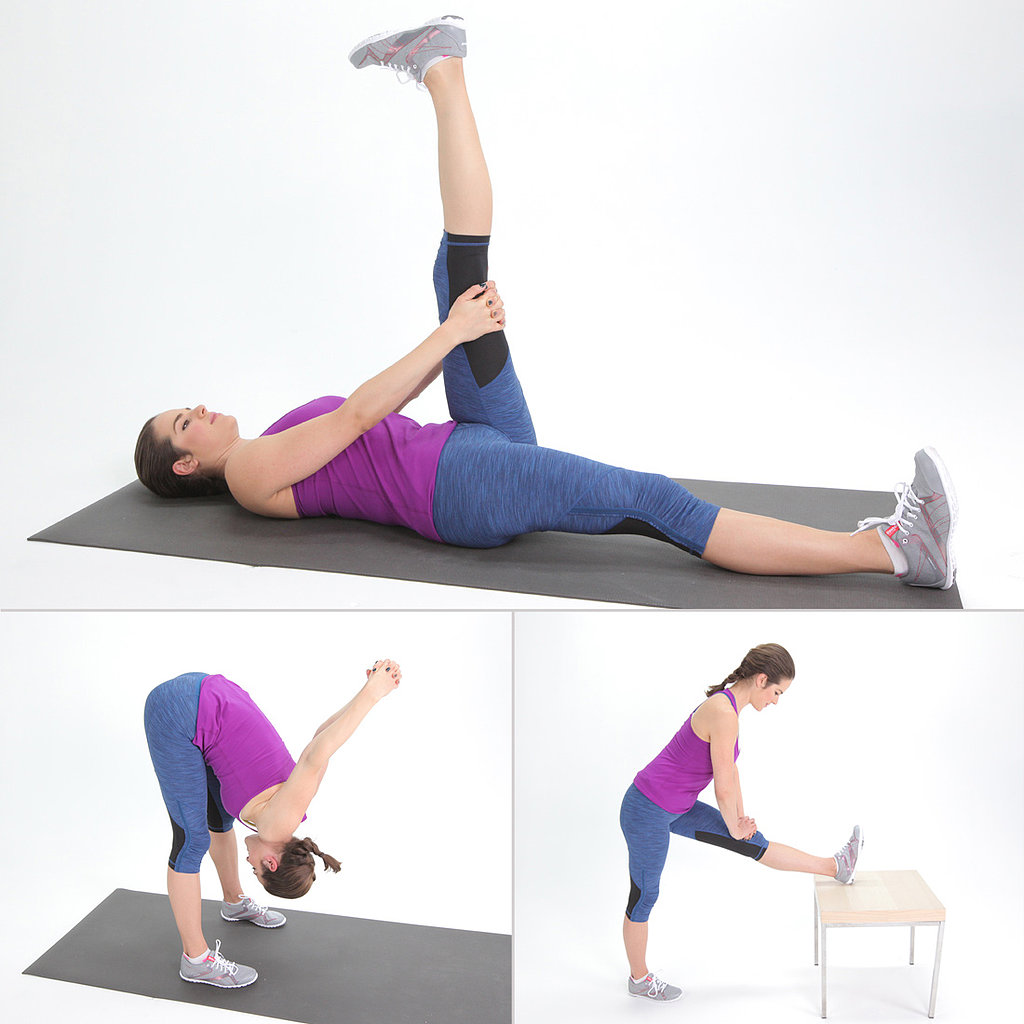 Limber and Lean: Easy Hamstring Stretches