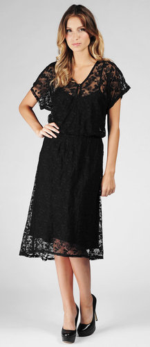 Faithful Lace Dress