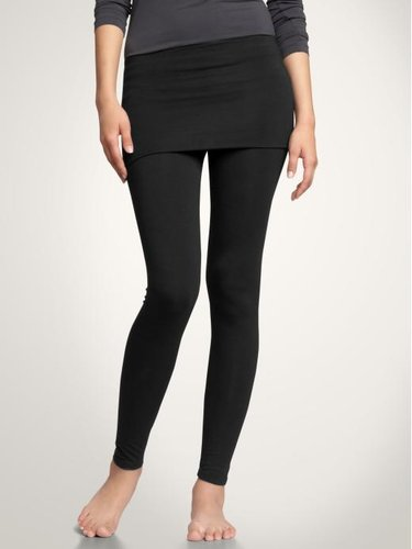 Pure Body foldover waist leggings