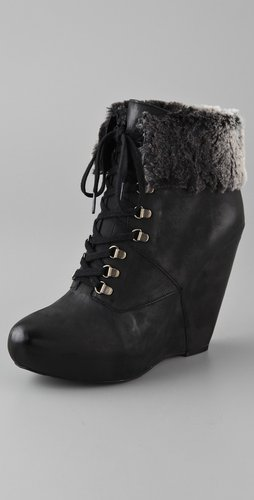 Boutique 9 Daphnea Wedge Booties