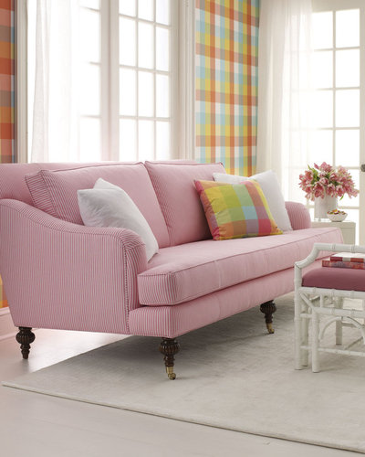 "Lilly Pulitzer Home ""Sara"" Sofa"