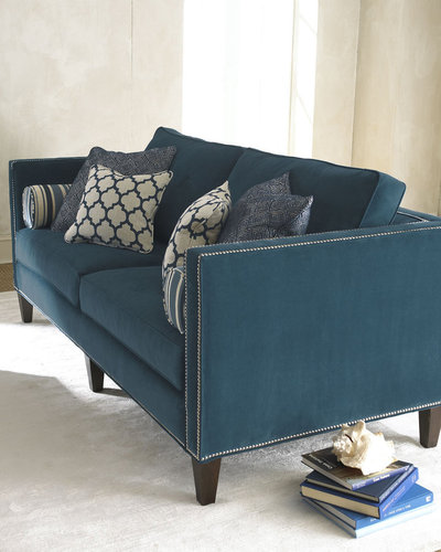 "Massoud Furniture ""Langston"" Sofa"