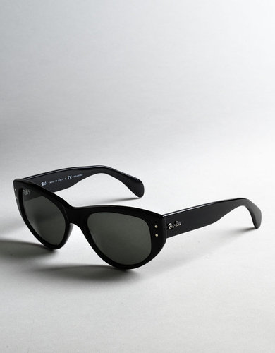 RAY-BAN Cat-Eye Sunglasses With Polarized Lenses