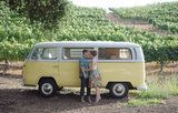 Snap a Pic by a VW Van