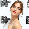 Runway Pictures at L'Oreal Melbourne Fashion Festival Day 1