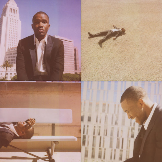 Fashion Darling Frank Ocean Now Modeling For Band of Outsiders