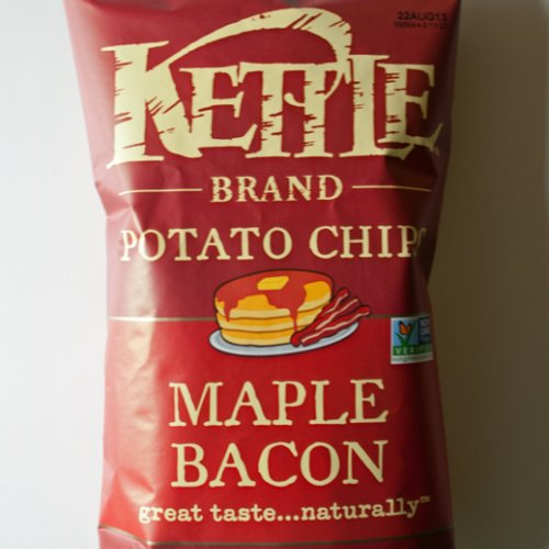 Maple Bacon Potato Chips Review