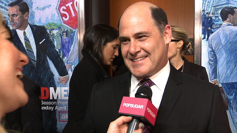 "Show Creator Matthew Weiner Says Mad Men Continues to ""Surprise"" Him"