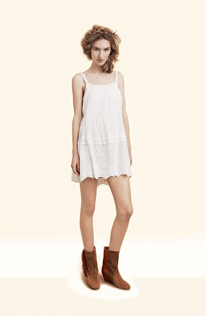 Airy and light, this Candela NYC Maia dress ($190) is perfect for the Coachella desert heat.