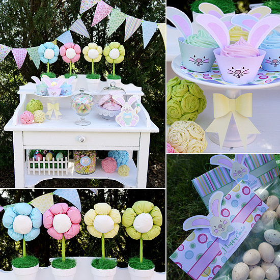 A Sweet Easter Celebration Just For Your Little Bunnies