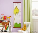 Dr. Seuss Growth Chart