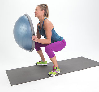 How to Do a BOSU Burpee