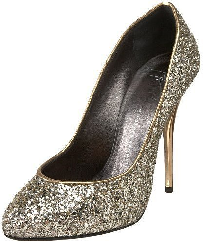 Giuseppe Zanotti Women&#039;s I06150 Glitter Pump