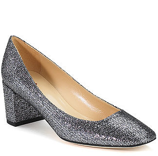Kate Spade - Desiree - Anthracite Glitter Pump