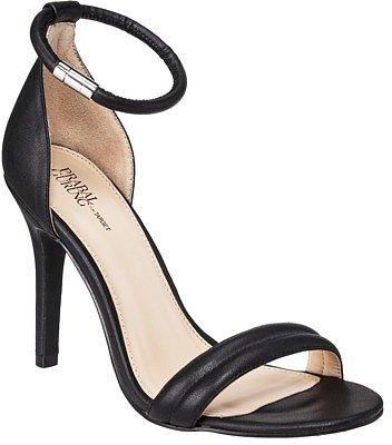 Women's Prabal Gurung for Target® Ankle Strap Pump - Black