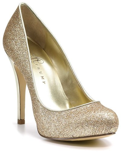 IVANKA TRUMP &quot;Pinki&quot; Platform Pumps