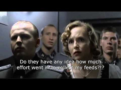 Hitler Finds Out About Google Reader Shutdown