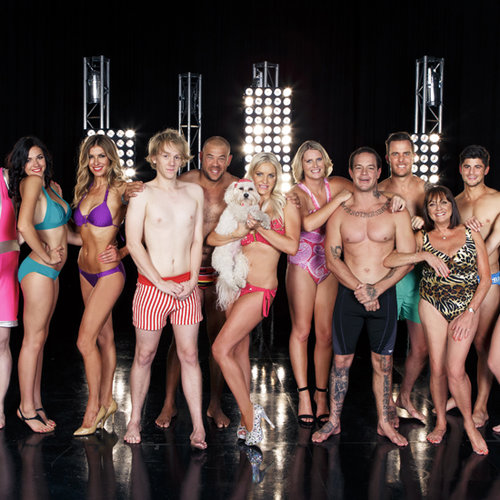 Meet the Cast of Celebrity Splash Australia 2013