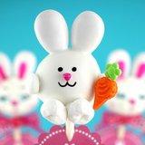 Bunny Cake Pops